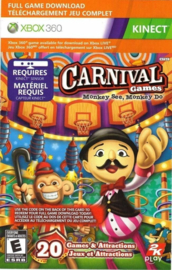 Carnival Games - Monkey See Monkey Do - Full Game  (Xbox 360 Download Code)