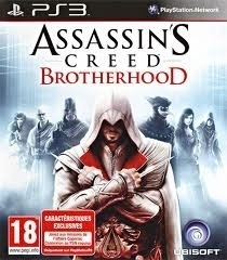 Assassins Creed Brotherhood (ps3 used game)