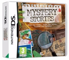 Mystery Stories zonder boekje (Nintendo DS tweedehands game)
