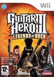 Guitar Hero III Legends of Rock zonder boekje (Wii Used Game)
