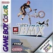 T.J. Lavin's Ultimate BMX losse cassette (Gameboy tweedehands game)