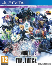 World of Final Fantasy (PS Vita tweedehands game)