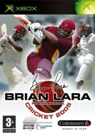 Brian Lara International Cricket 2005 zonder boekje (Xbox used game)