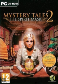Mystery tales 2- the spirit mask (PC nieuw)