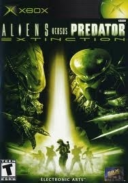 Aliens versus Predator: Extinction (xbox used game)