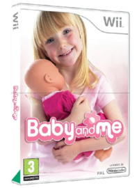 Baby and Me (wii tweedehands game)