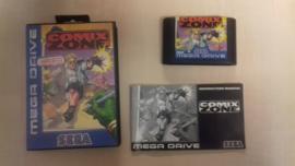 Comix Zone (Sega Megadrive tweedehands game)