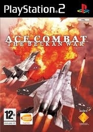Ace Combat the Belkan War (ps2 used game)