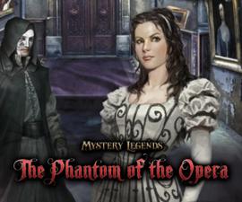 Mystery Legends the phantom of the Opera (PC game nieuw)