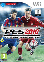 PES 2010  (Wii used game)