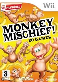 Monkey Mischief (Nintendo Wii tweedehands game)