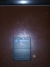 Geheugenkaartje 8MB zwart Memory Unit (ps2 tweedehands)