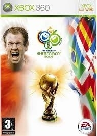 2006 Fifa World Cup Germany (Xbox 360 used game)
