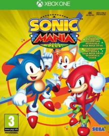 Sonic Mania Plus (xbox one nieuw)