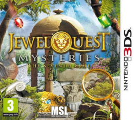 Jewel Quest mysteries the Seventh Gate (Nintendo 3DS tweedehands game)