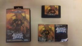 Altered Beast (Sega MegaDrive tweedehands game)