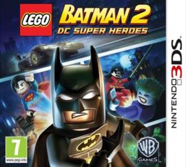Lego Batman 2 DC heroes (3DS nieuw)