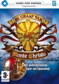 De graaf van Monte Christo (PC game nieuw)