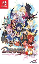 Disagaea 5 Complete (Nintendo Switch tweedehands game)