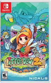 Ittle Dew 2+ (Nintendo Swirtch Nieuw)