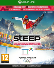 Steep Wintergames Edition (xbox one nieuw)