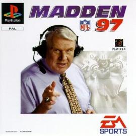 Madden NFL 97 (PS1 tweedehands game)