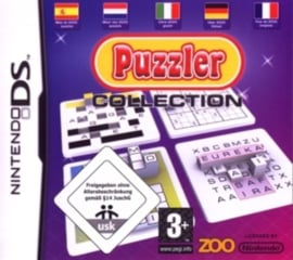 Puzzler Collection  (Nintendo DS used game)