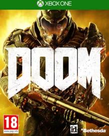 Doom  zonder boekje (Xbox One tweedehands game)