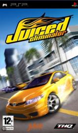 Juiced Eliminator (psp tweedehands game)