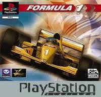 Formula 1 platinum zonder boekje (PS1 tweedehands game)