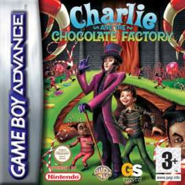 Charlie and the Chocolate Factory (Losse Cassette) (Gameboy Advance tweedehands game)