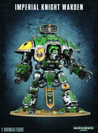 Imperial Knight Warden koopje (Warhammer Nieuw)