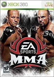 EA SPorts MMA (Xbox 360 nieuw)