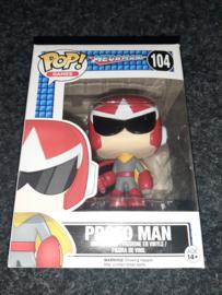 Megaman Proto Man (Funko Nieuw)