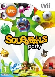 Squeeballs Party (wii used game)