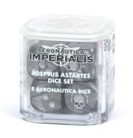 Adeptus Astartes Dice Set (Warhammer Nieuw)