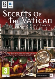 Secrets of the Vatican The Holy Lance (PC nieuw)