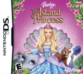 Barbie as the Island Princess zonder boekje (DS tweedehands game)