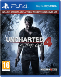 Uncharted 4 A thief's End (ps4 nieuw)