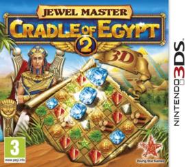 Cradle of Egypt 2 (Nintendo 3DS nieuw)