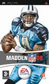 Madden NFL 08 (psp tweedehands game)