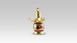 Mario Kart 7 Banana M trophy Club Nintendo (Nintendo nieuw)