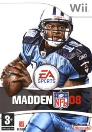 Madden NFL 08 (Wii tweedehands game)
