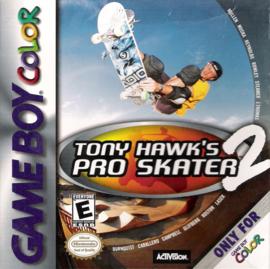 Tony Hawk's Pro Skater 2 (Gameboy Color tweedehands game)