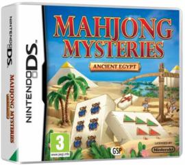 Mahjongg Mysteries Ancient Egypt (Nintendo DS nieuw)