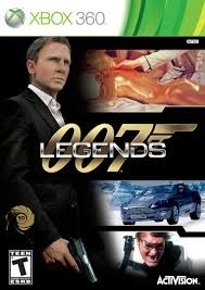 007 Legends (xbox 360 used game)