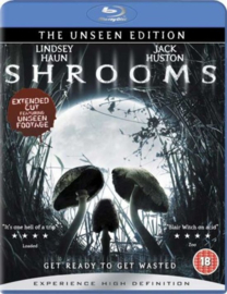 Shrooms the Unseen Edition (Blu-ray tweedehands film)
