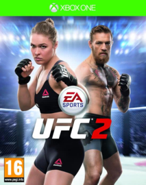 EA Sports UFC 2 zonder boekje (Xbox One tweedehands game)