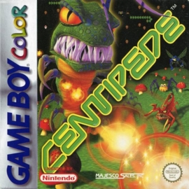 Centipede losse cassette (Gameboy Color tweedehands game)