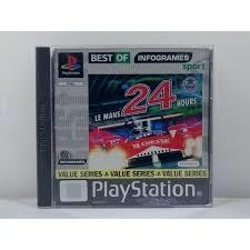 Le Mans 24 Hours classics (ps1 tweedehands game)